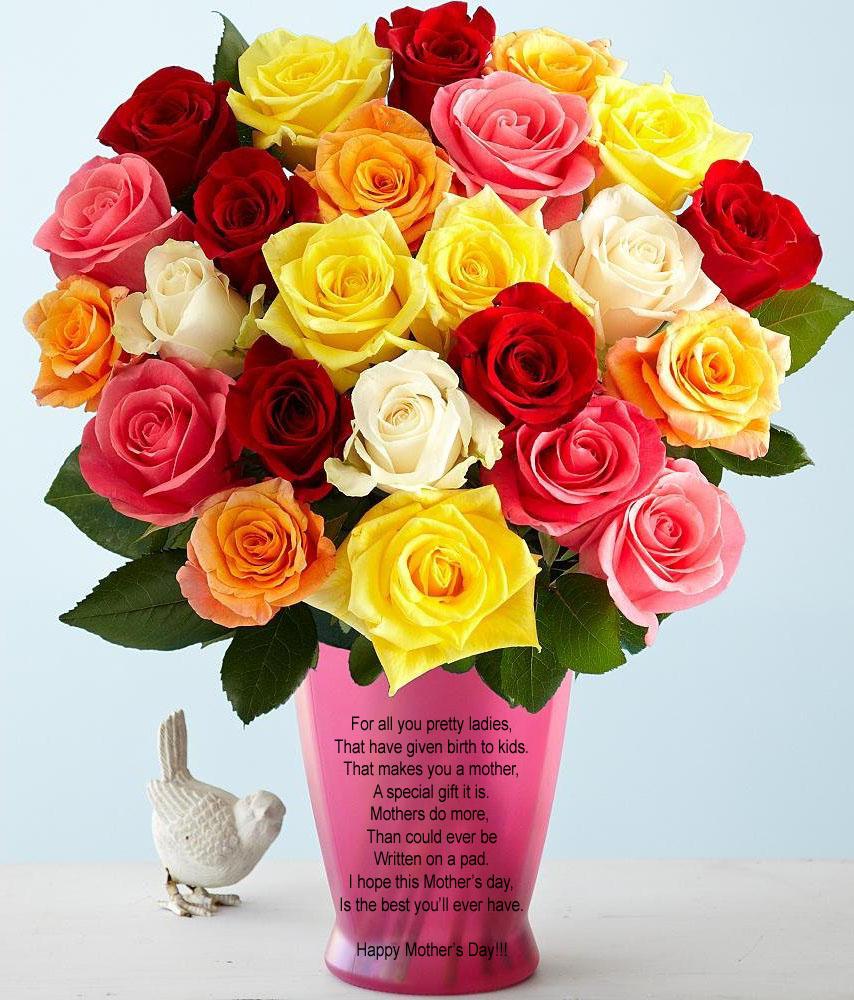 Mothers Day Greeting For All Moms Albert Moyer Jr