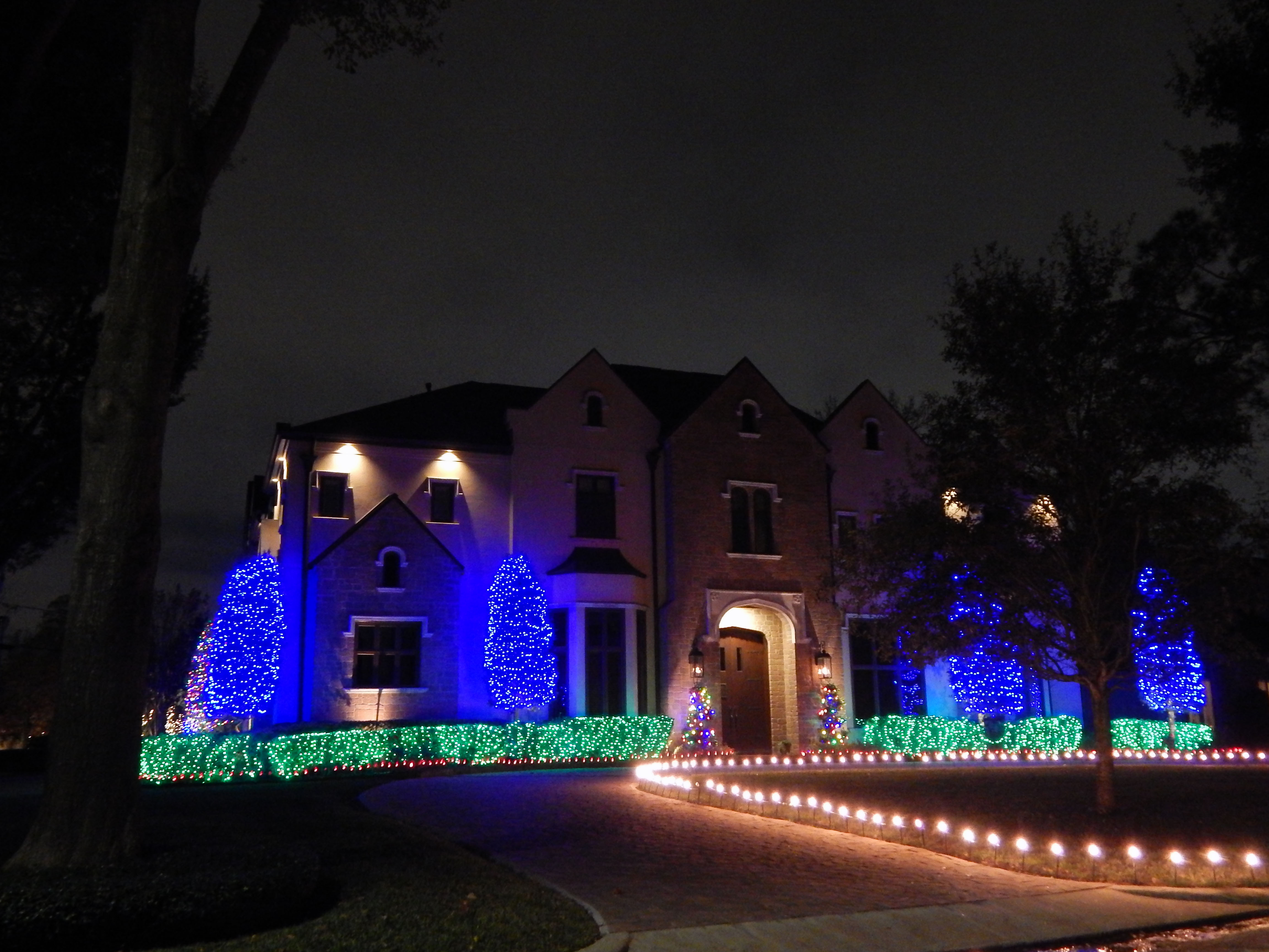 Christmas in Houston
